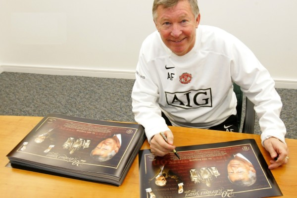 Sir Alex 20 Years