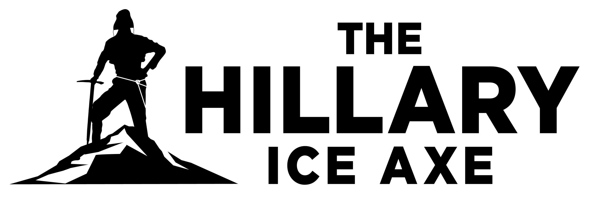 The Hillary Ice Axe